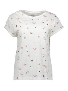 EDC T-shirt SLUB JERSEY SHIRT MET PRINT 059CC1K020 C111