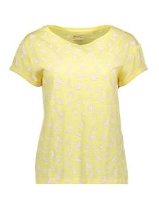 EDC T-shirt SLUB JERSEY SHIRT MET PRINT 059CC1K020 C745