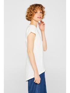 jersey met biologisch katoen 049cc1k021 edc t-shirt c110
