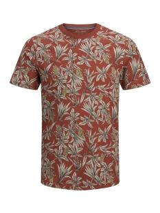 Jack & Jones T-shirt JPRCALEB BLU. TEE SS CREW NECK 12152276 Ketchup