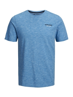 Jack & Jones T-shirt JCOSCALES TEE SS CREW NECK 12146190 Hawaiian Ocean