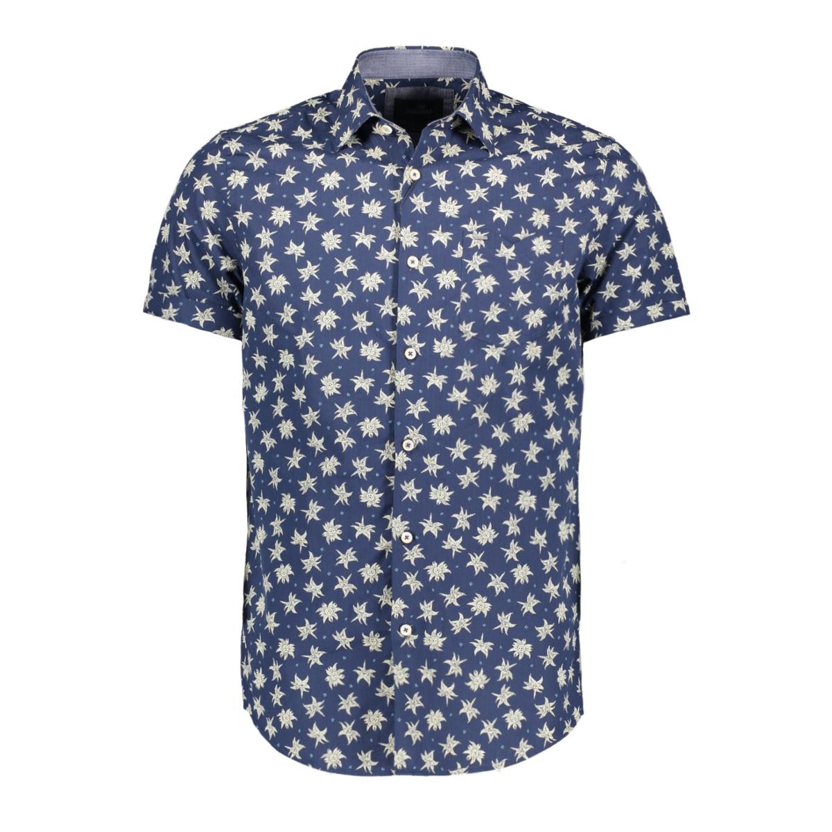 flower structure overhemd vsis193402 vanguard overhemd 5028
