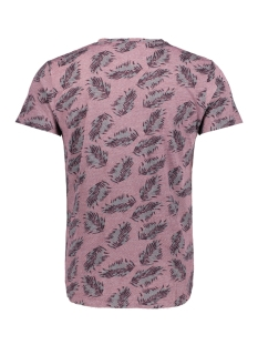 all over printed tshirt 90350406 no-excess t-shirt 182 dk cherry