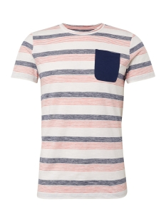 Tom Tailor T-shirt GESTREEPT T SHIRT 1011368XX12 18185