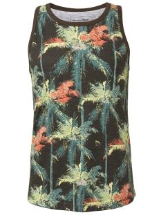 tanktop met bloemenprint 1014395xx12 tom tailor t-shirt 16034