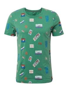 Tom Tailor T-shirt TSHIRT MET MOTIEFPRINTS 1010036XX12 17928
