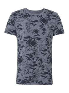 Tom Tailor T-shirt TSHIRT MET PRINT ALLOVER 1010854XX12 17695