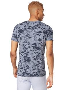 tshirt met print allover 1010854xx12 tom tailor t-shirt 17695
