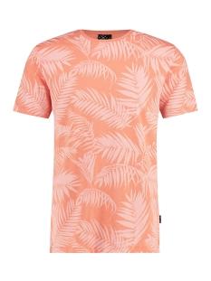 Kultivate T-shirt TS MOLOKAIAN 1901020212 478 Cantaloupe