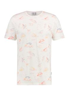 Kultivate T-shirt TS WAIKIKI 1901020218 203 ECRU