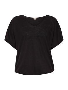 Esprit T-shirt LINNENMIX T SHIRT MET BALLONZOOM 059EE1K002 E001