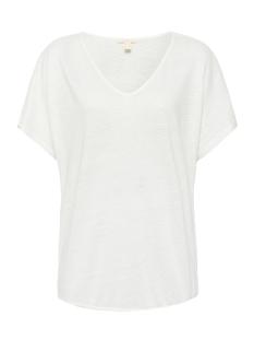 Esprit T-shirt LINNENMIX T SHIRT MET BALLONZOOM 059EE1K002 E110