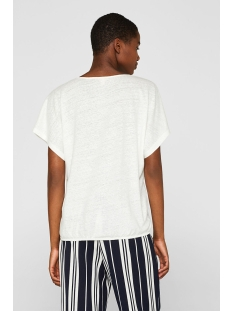 linnenmix t shirt met ballonzoom 059ee1k002 esprit t-shirt e110