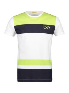 New in Town T-shirt T-SHIRT MET BLOKSTREPEN 8943071 100