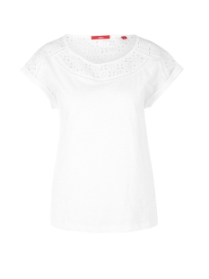 t shirt met bloemenprint 04899325316 s.oliver t-shirt 0100