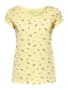 EDC T-shirt T SHIRT MET MINIMAL PRINT 059CC1K027 C745