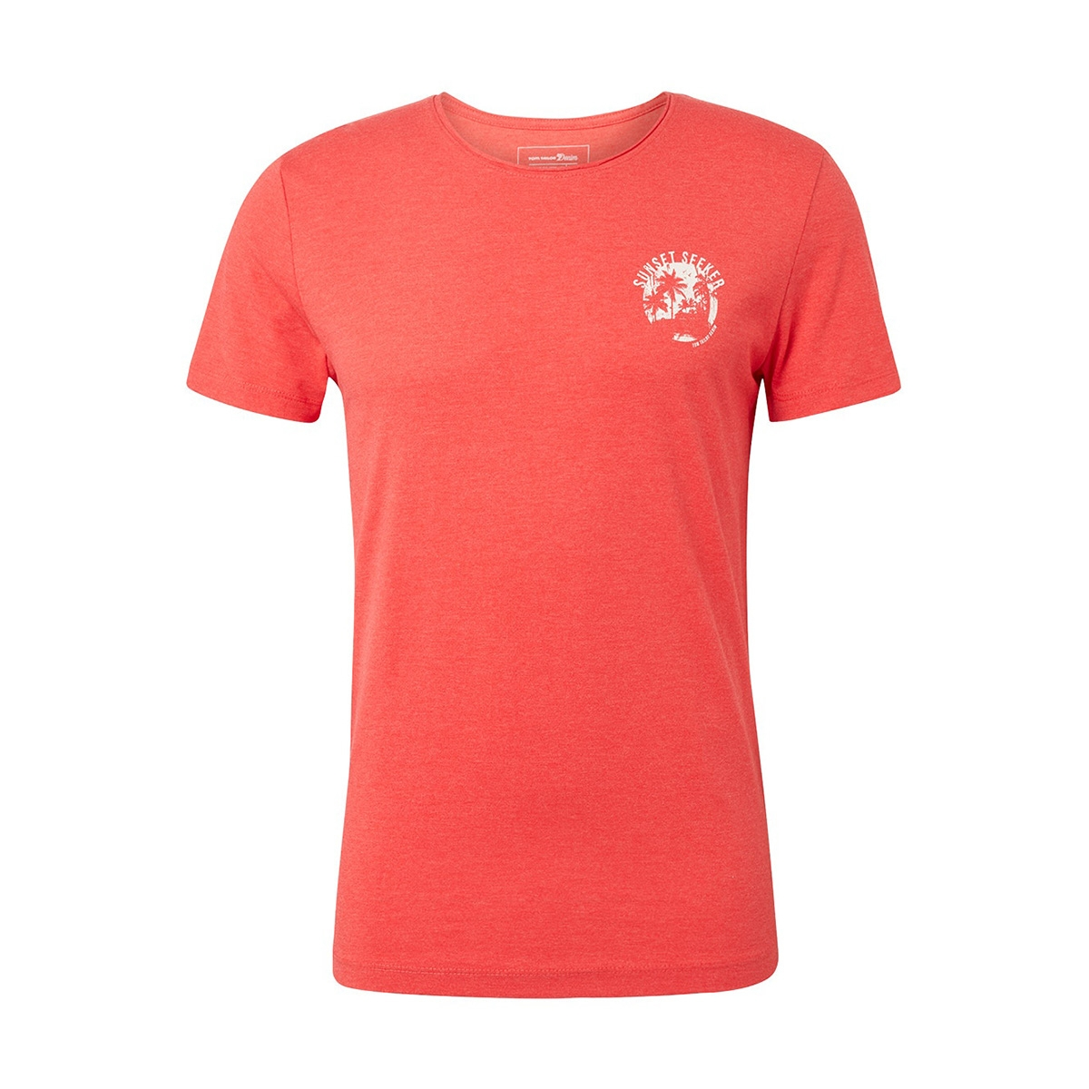 t shirt met print 1010045xx12 tom tailor t-shirt 11072