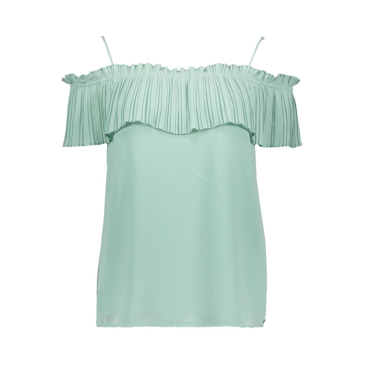 groen off shoulder shirt e90001 garcia t-shirt 2715 perfect mint