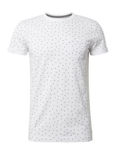 Tom Tailor T-shirt T SHIRT MET MOTIEF 1012474XX12 18630