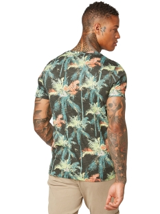t shirt met bloemenprint 1011372xx12 tom tailor t-shirt 16034