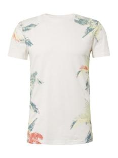 t shirt met bloemenprint 1011372xx12 tom tailor t-shirt 10406