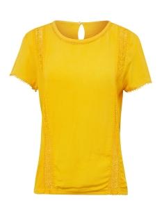 Tom Tailor T-shirt T SHIRT MET KANTEN DETAILS 1010672XX71 17278