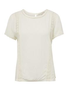 Tom Tailor T-shirt T SHIRT MET KANTEN DETAILS 1010672XX71 10332