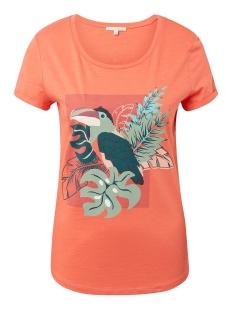 Tom Tailor T-shirt T SHIRT MET PRINT 1010899XX71 11650