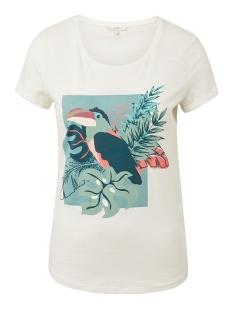 Tom Tailor T-shirt T SHIRT MET PRINT 1010899XX71 10332