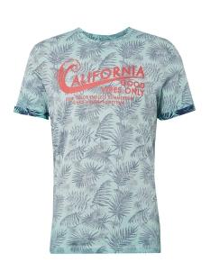 Tom Tailor T-shirt T SHIRT MET PRINT 1011544XX10 18045
