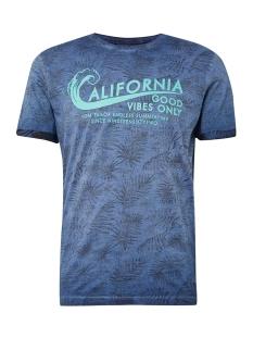 Tom Tailor T-shirt T SHIRT MET PRINT 1011544XX10 18044