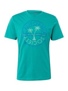 Tom Tailor T-shirt T SHIRT MET PRINT 1011509XX10 16205