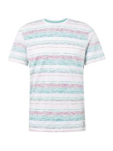 Tom Tailor T-shirt GESTREEPT T SHIRT 1011517XX10 17972