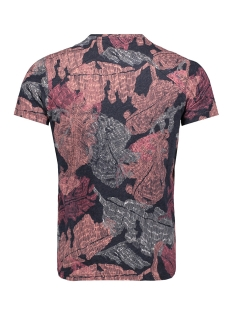 sketched rubberplant print t shirt ctss194302 cast iron t-shirt 5287