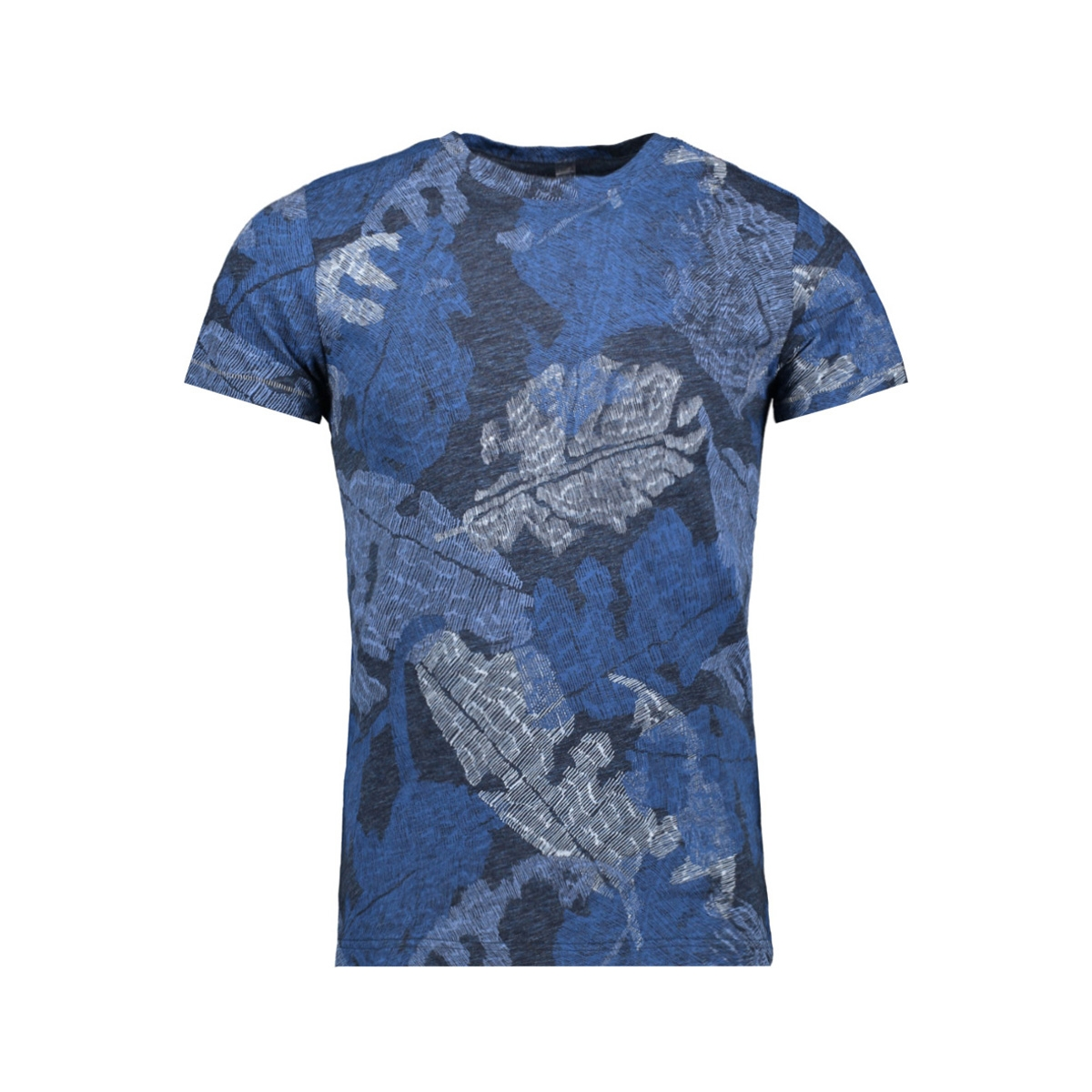 sketched rubberplant print t shirt ctss194302 cast iron t-shirt 5307