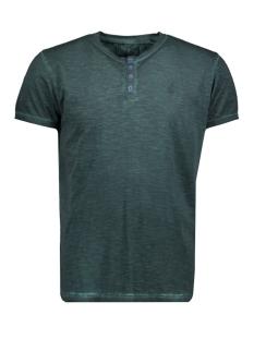 NO-EXCESS T-shirt T SHIRT 90350419 157 DK Seagreen