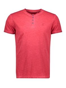 NO-EXCESS T-shirt T SHIRT 90350419 182 DK Cherry