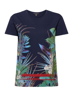 Esprit Collection T-shirt SHIRT MET PRINT 059EO1K008 E400