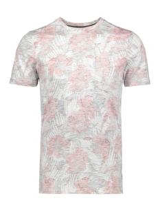 Produkt T-shirt PKTGMS HIBISCUS AOP TEE SS 12153906 American Beauty