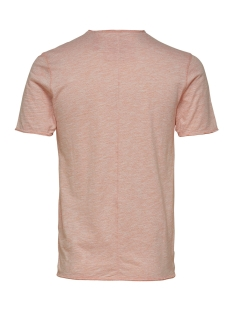 onssandler reg tee nf 3104 22013104 only & sons t-shirt carnelian
