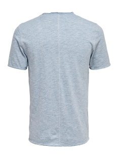 onssandler reg tee nf 3104 22013104 only & sons t-shirt true blue