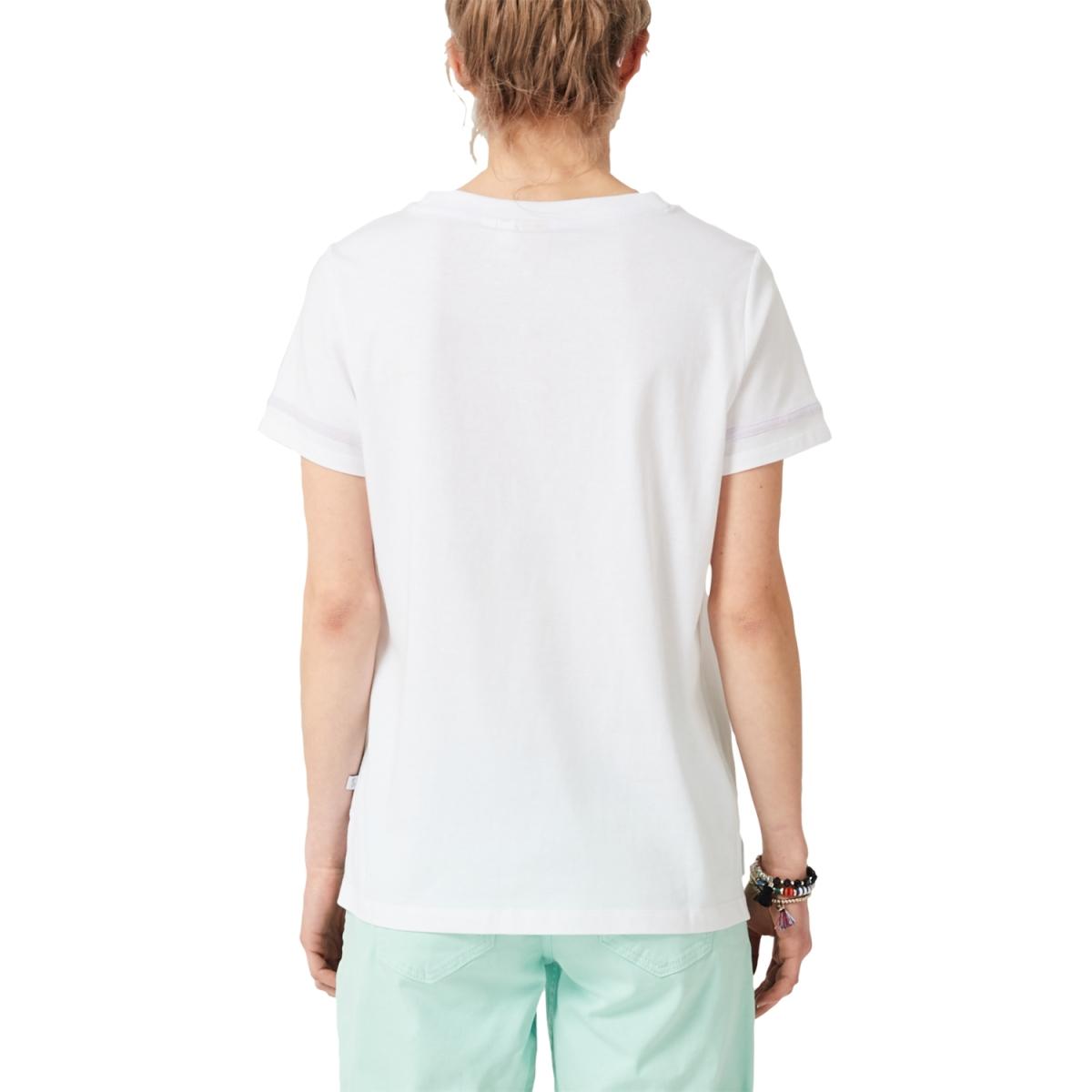 sportief shirt met glinsterende tekst 41905325284 q/s designed by t-shirt 01d0