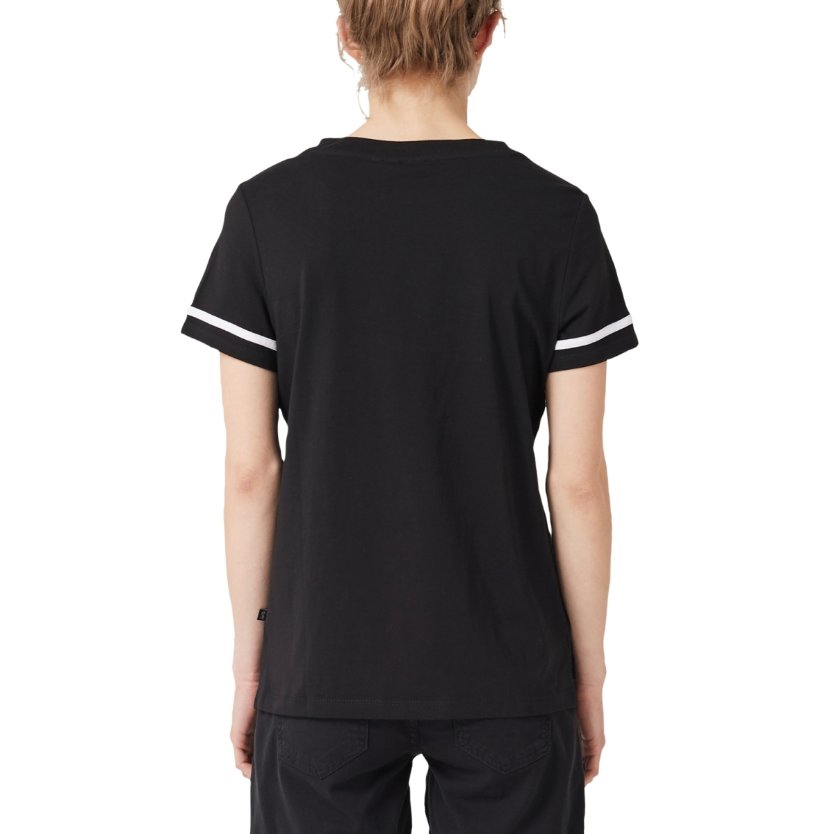 sportief shirt met glinsterende tekst 41905325284 q/s designed by t-shirt 99d0