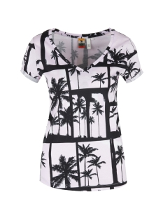 Q/S designed by T-shirt T SHIRT MET V HALS 41905325337 40A0