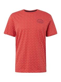 Tom Tailor T-shirt T SHIRT MET PRINT 1011539 XX 10 18463