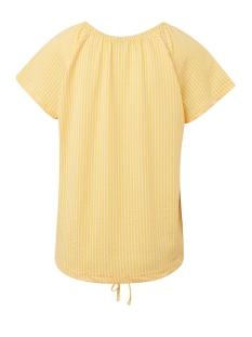 gestreept carmen shirt 1011591xx70 tom tailor t-shirt 17935