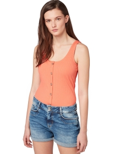 top met sierknopen 1010922xx71 tom tailor top 11650
