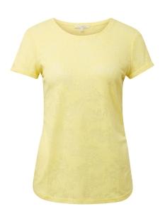 Tom Tailor T-shirt T SHIRT MET MOTIEF 1010912XX71 17602