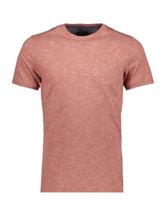 Jack & Jones T-shirt JPRPAXON BLU. TEE SS CREW NECK 12153494 Ketchup/SLIM FIT