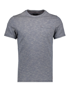 Jack & Jones T-shirt JPRPAXON BLU. TEE SS CREW NECK 12153494 Estate Blue/SLIM FIT